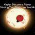 NASA  - Kepler Discovers Star War Like Planet, Orbiting Binary Stars