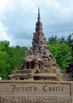 Man Builds World's Tallest Sandcastle Seen On  www.coolpicturegallery.us