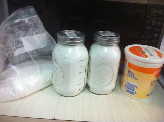 homemade laundry detergent with borax soap washing soda