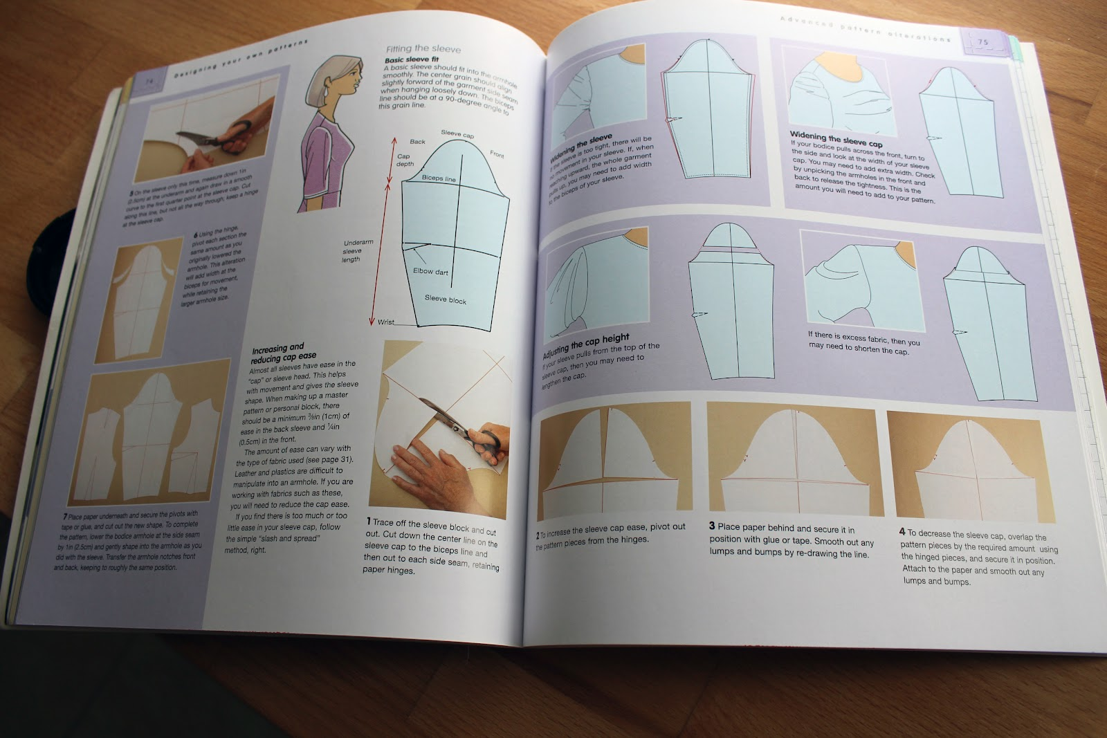A Sewing Life: Book Review: How to Use, Adapt and Design Sewing Patterns