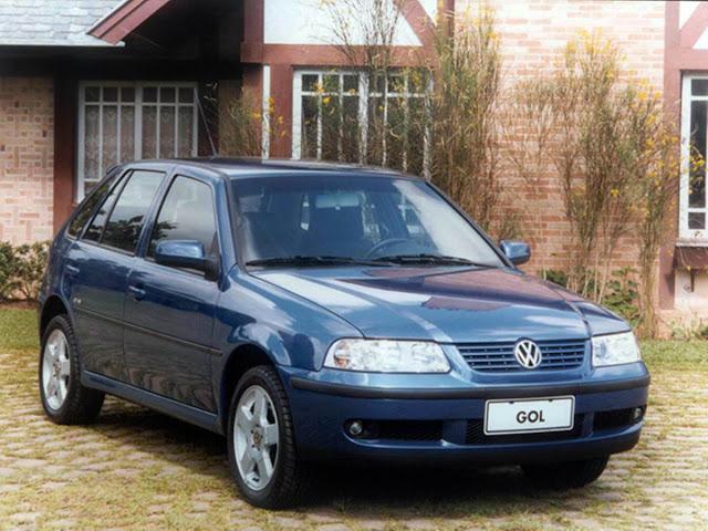 Volkswagen Gol GTI 2000