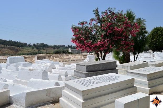 Fes, cimitero ebraico