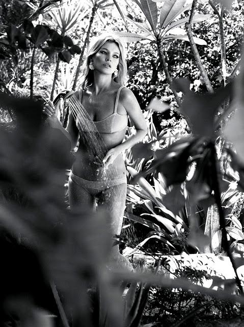Kate Moss  Vogue UK Giugno 2013 dolce vita