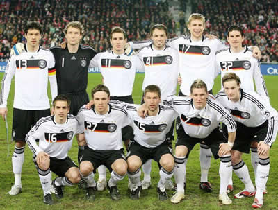 Squad Germany