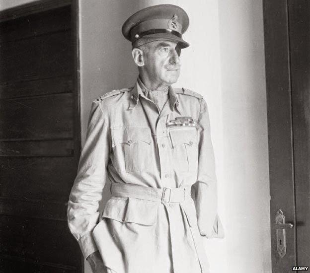 Sir Adrian Carton de Wiart VC, KBE, CB, CMG, DSO