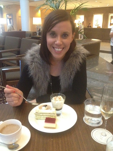 High Tea Hyatt Style