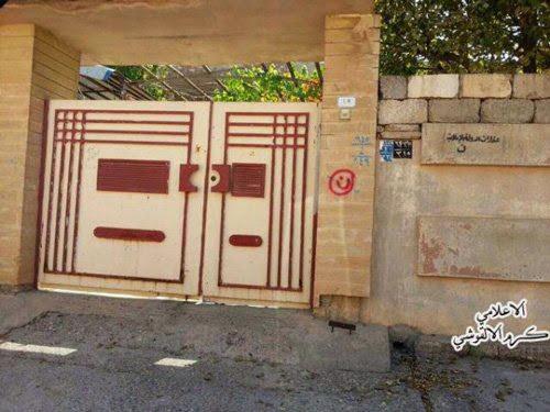 Iraque: Jihadistas do EI marcam casas de cristãos com a letra 'N' para não receberem água, alimento ou gás