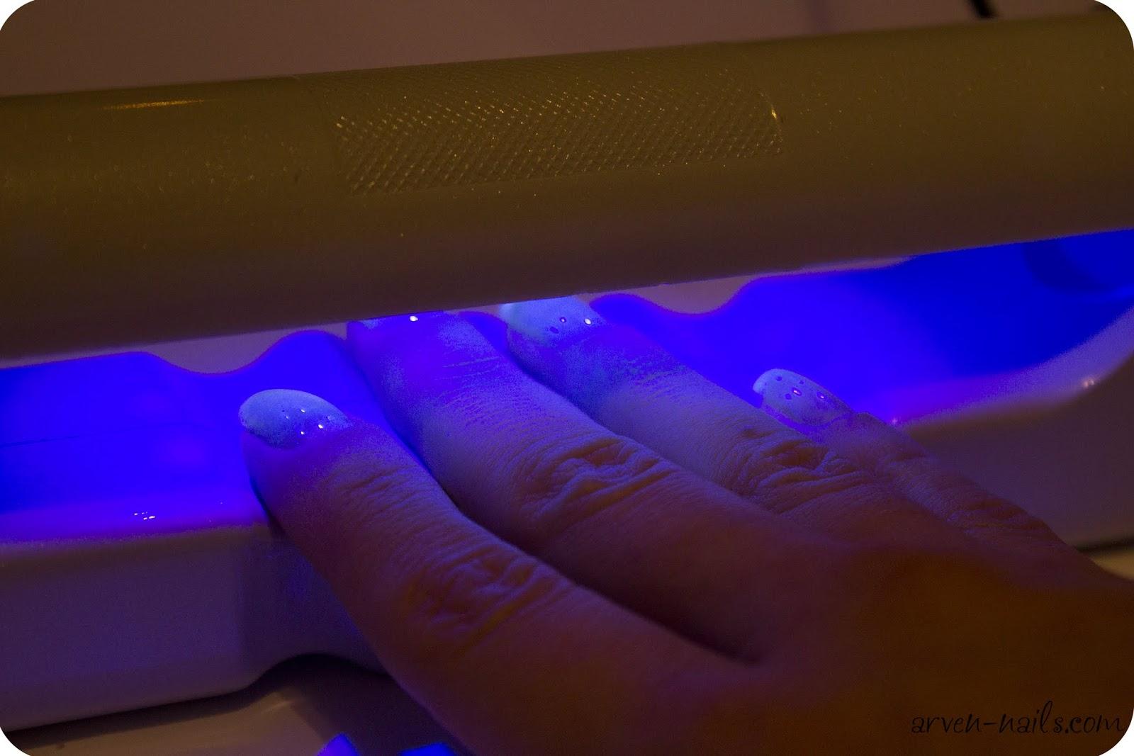 Сушка для ногтей ультрафиолетовая своими руками