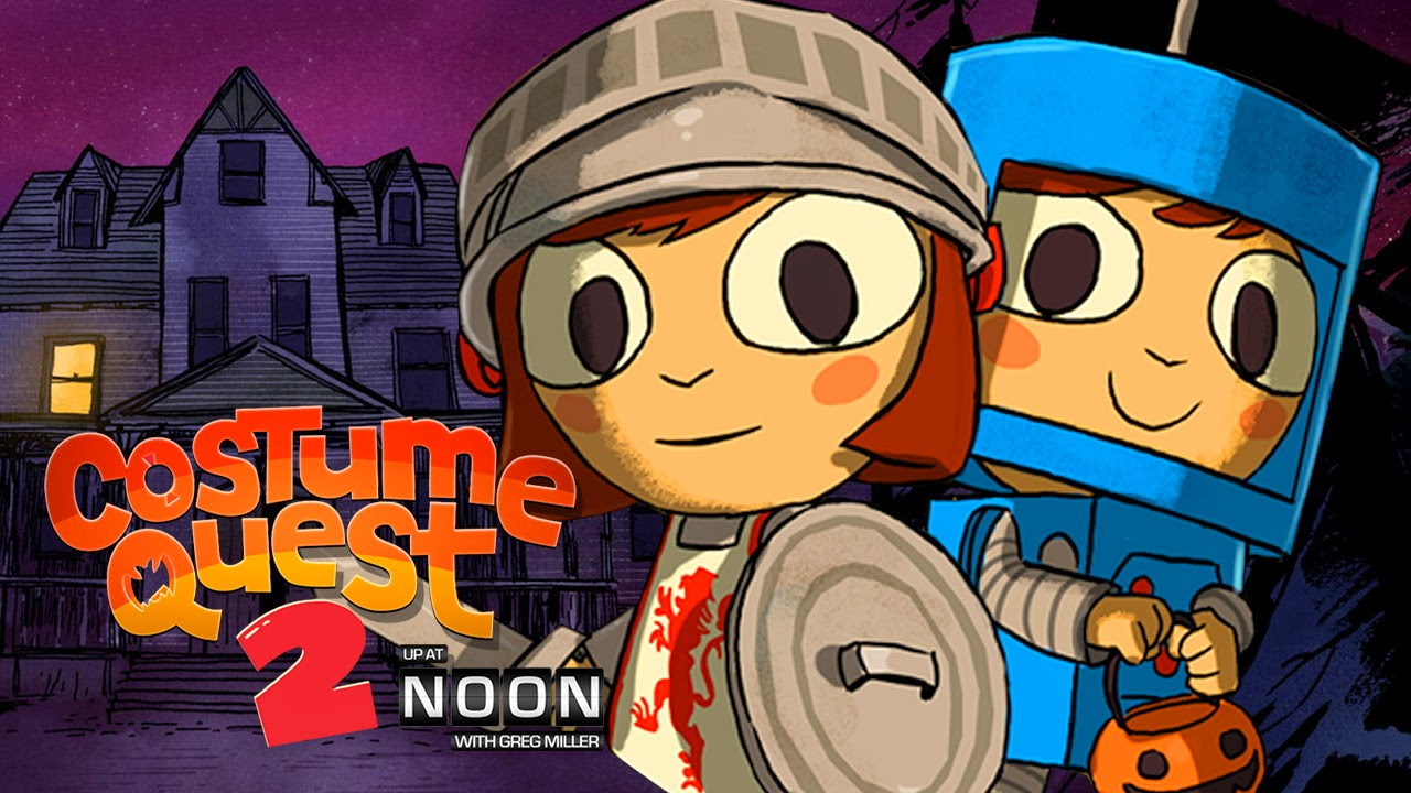 Costume Quest 1.1 Apk
