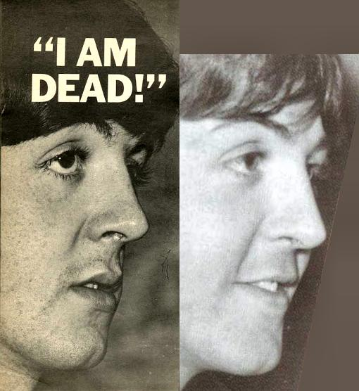 paul mccartney i am dead The Winged Beatle