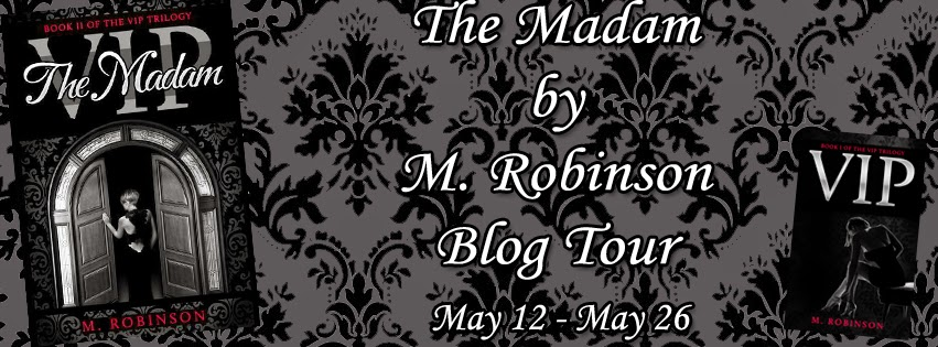 The Madam by M. Robinson Blog Tour Promo & Giveaway