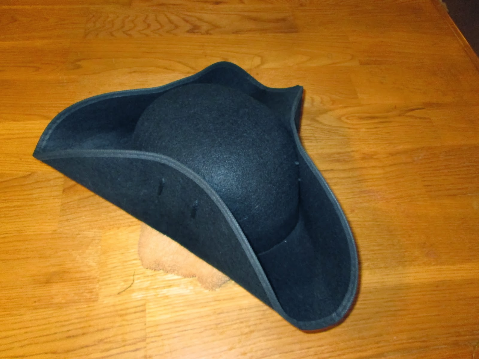 Tricorn Hat Pattern Cool Inspiration Ideas