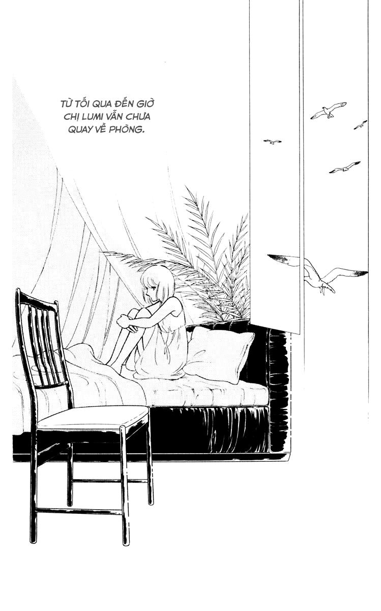 Umi no Yami, Tsuki no Kage chap 37 - Trang 18