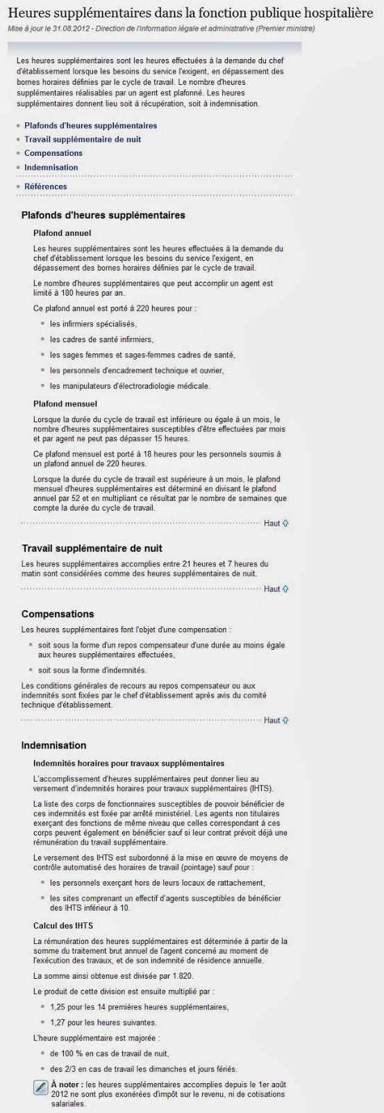 Syndicat fo du ch de villefranche de rouergue f vrier 2014 - Grille indiciaire fph 2015 ...