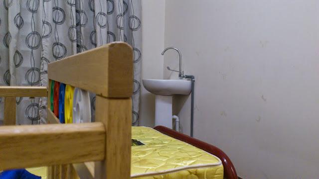 Sinki khas untuk Home TPN