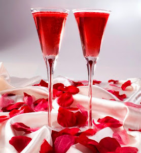 The Perfect Cocktails & Drinks Recipes For Valentine's Day.