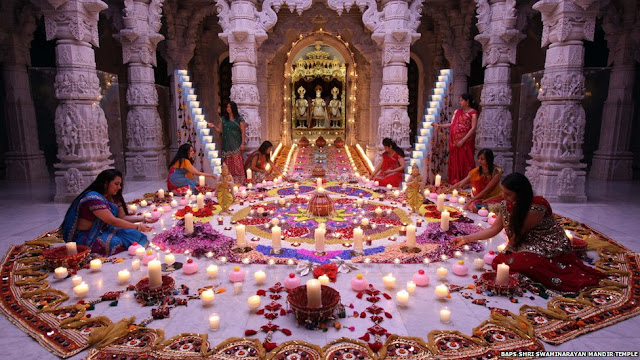 "All over the world Hindus celebrate ""Diwali"" the Festival of Lights- the Triumph of Good over Evil- the Passing from Darkness to Light "" from Falseness to Truth."" @osaseye.blogspot.com"