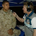 DC Radio: WMZQ-FM's Boxer Visits Area Military Installations