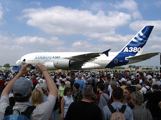 Airbus has big plans for Paris Airshow 2013 [Photo: Wikipedia]
