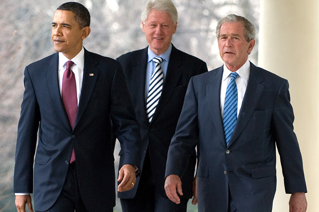 Russia Prepares For War After Historic Obama-Bush-Clinton African Meet
