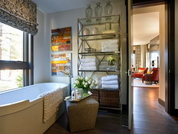 HGTV Dream Home 2014 : Master Bathroom Pictures | Interior ...