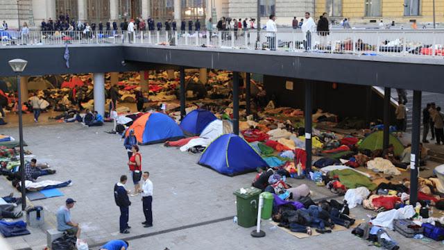 """""""Schengen se desintegra sin una respuesta adecuada a la crisis migratoria"""""""