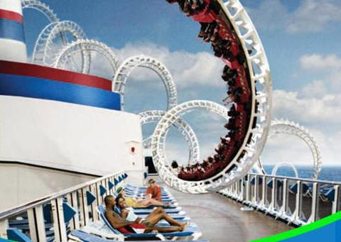 Top Cruise Ships For Entertainment On The Seas Entertainment - Cruise ship slide