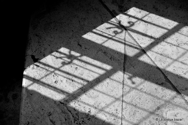 Ombres - photo noir et blanc