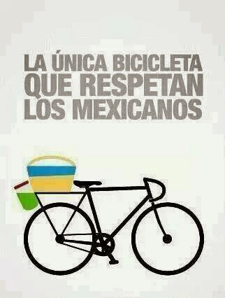 imagen graciosas bicicleta