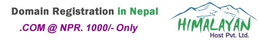 Domain Registration in Nepal