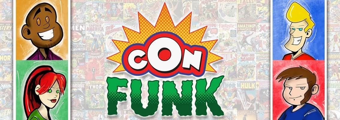 ConFunk Comic