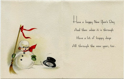 Cool New Year 2016 Greeting Card