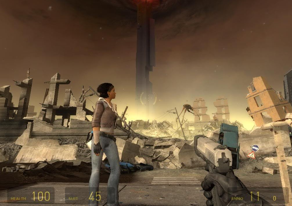 Half life 2 episode 1 game free download full version for pc.