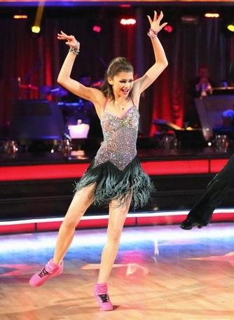 Zendaya - Dancing With The Stars 2013Zendaya Dancing With The Stars Dress