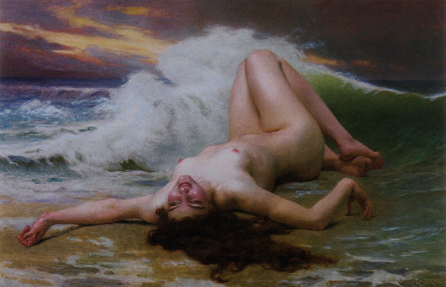 The Wave,Venus,Guillaume Seignac