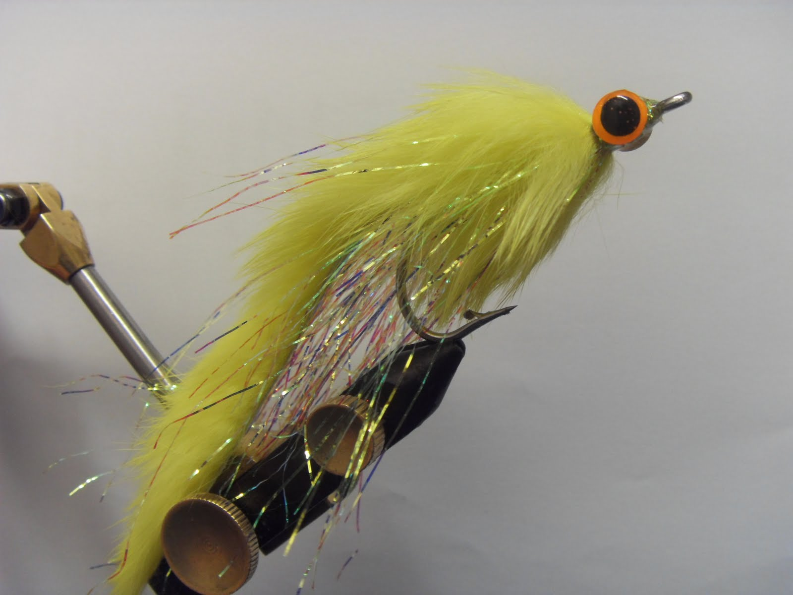Pike and predator fishing flies bunny bugs for Pike fly fishing