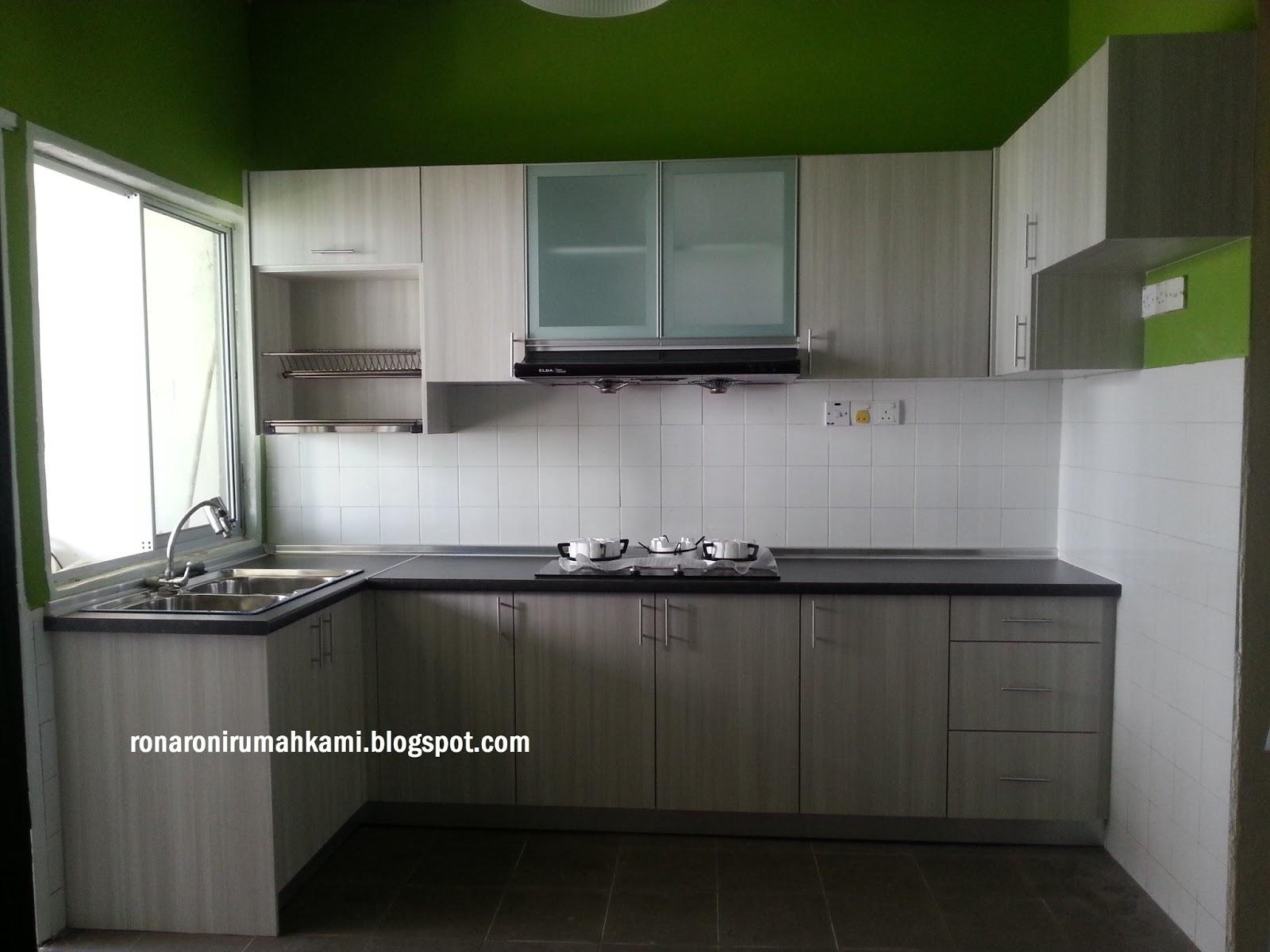 Ronaronirumahkami kabinet dapur dengan sunshine kitchen for Kitchen dapur