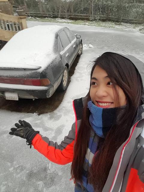 Cùng FPT Tân Hưởng Khoảnh Khắc Tuyết Rơi Ở Vùng Cao 6
