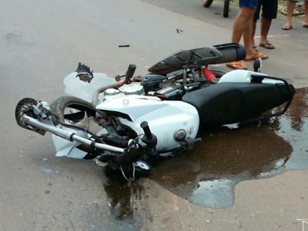 Dois motociclistas morrem após colisão na BR-222, no MA