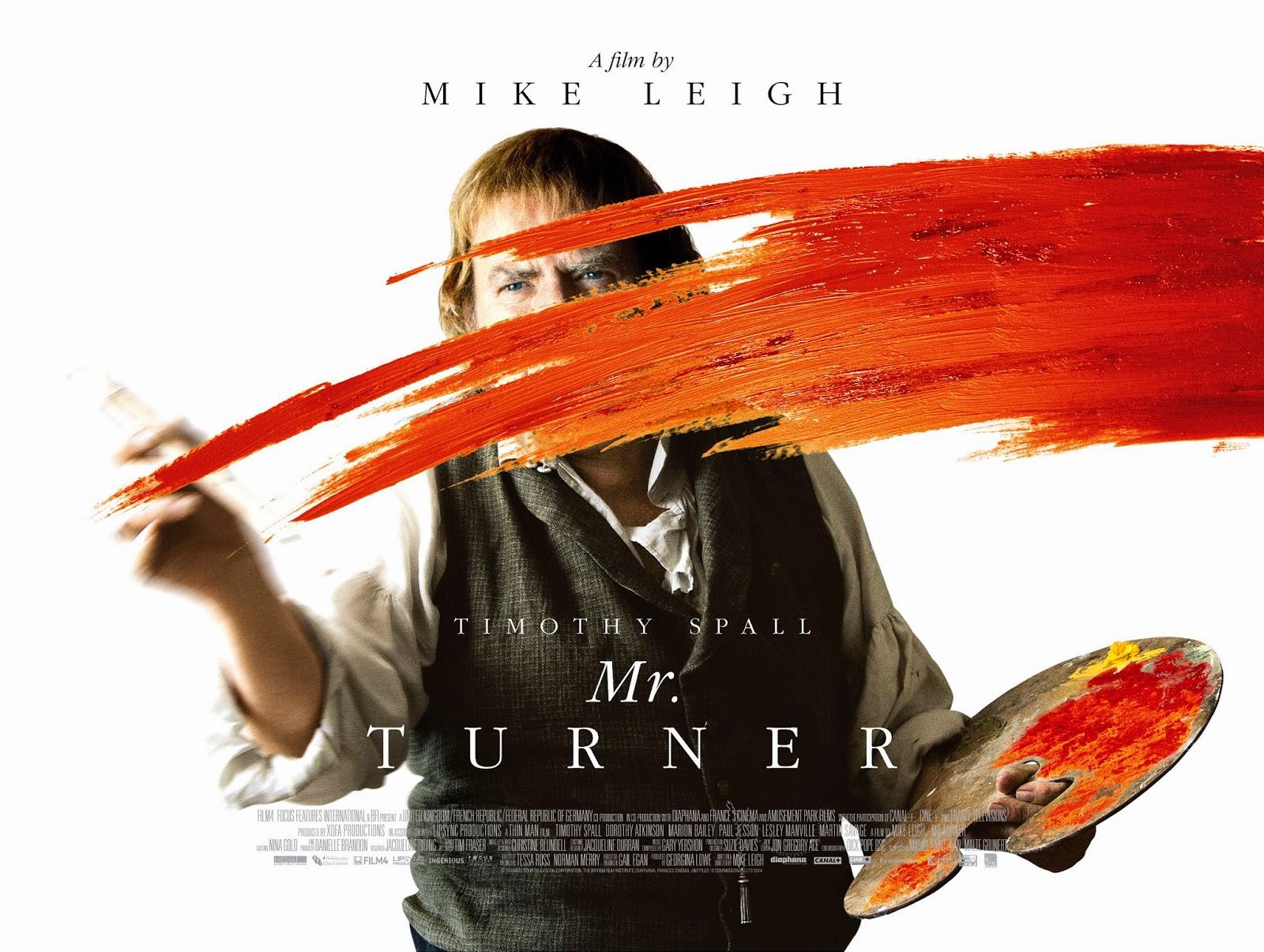 Art Mr Turner