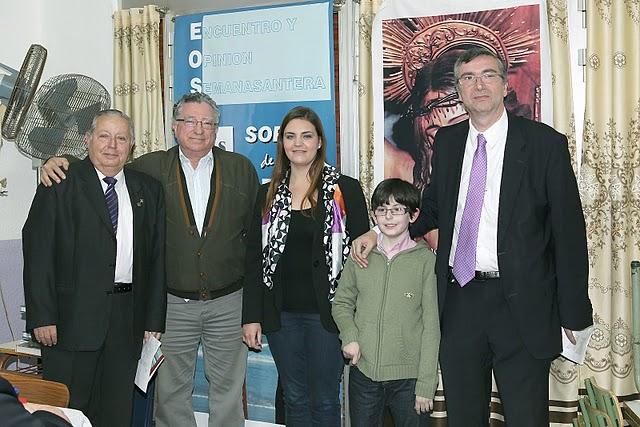 SOPAR DE LA CREU MARINERA 2011
