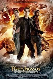 descargar Percy Jackson 2 (2013), Percy Jackson 2 (2013) español