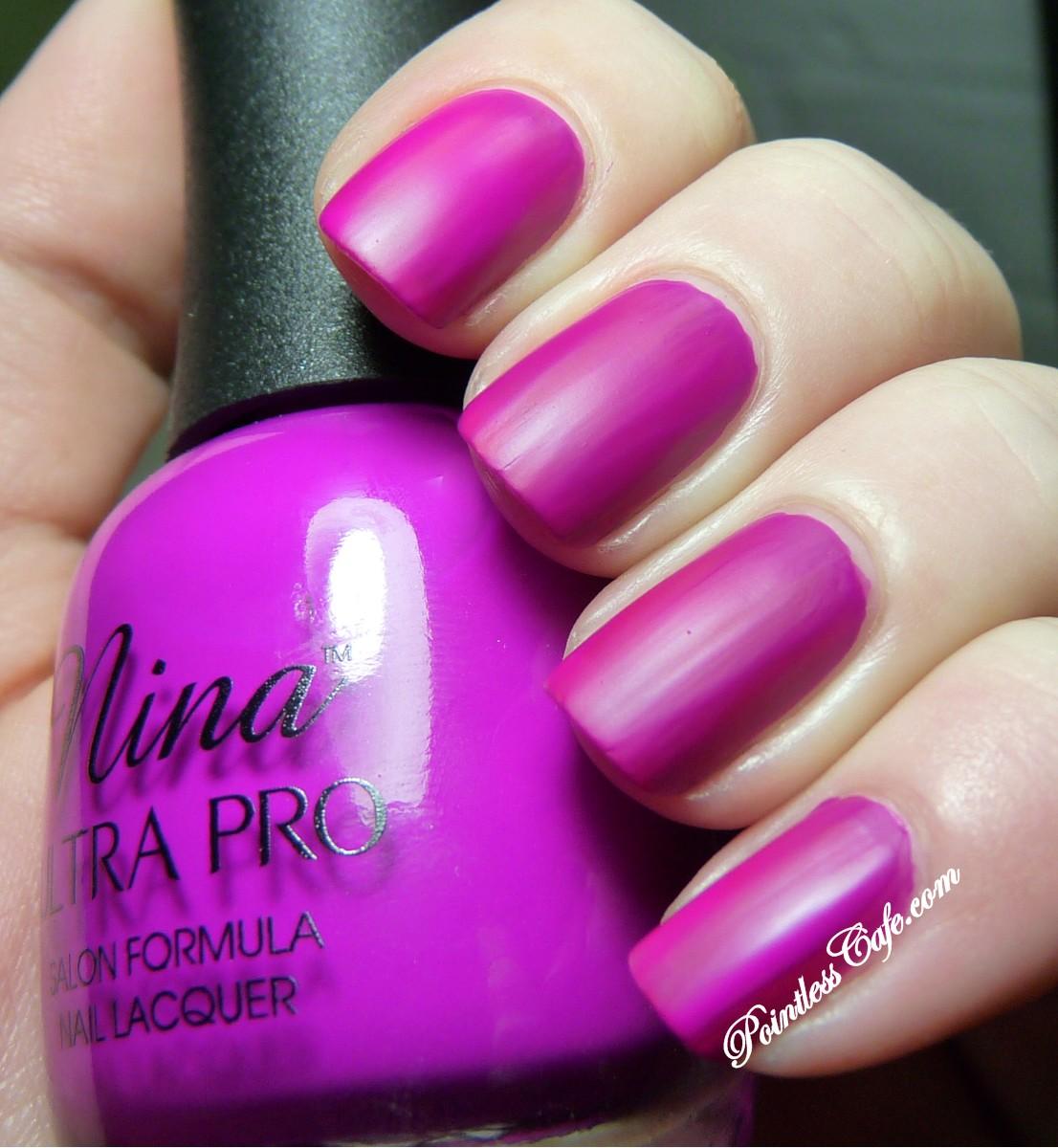 Nina Ultra Pro Nail Polish Ingredients | Best Nail Designs 2018