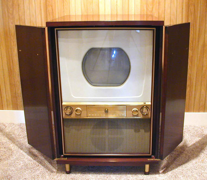 First television ever made 1934