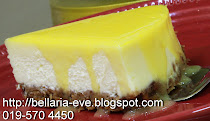 Tangy Lemon Cheese Cake