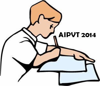 AIPVT 2014 Exam Image