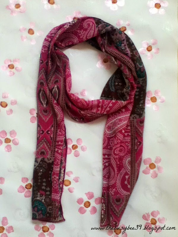Mulit-Colour-Scarf