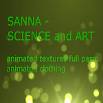 SANNA-SCIENCE and ART-Animated Textures Full Perm