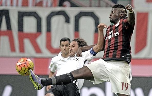 Hasil Serie A: AC Milan 0-0 Atlanta 8 Nov 2015