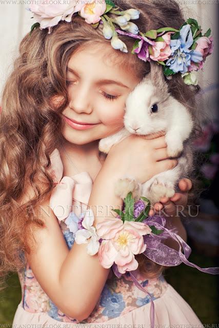 кролик фотосессия